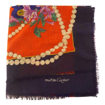 Tweedehands Cartier Schal oder Tuch