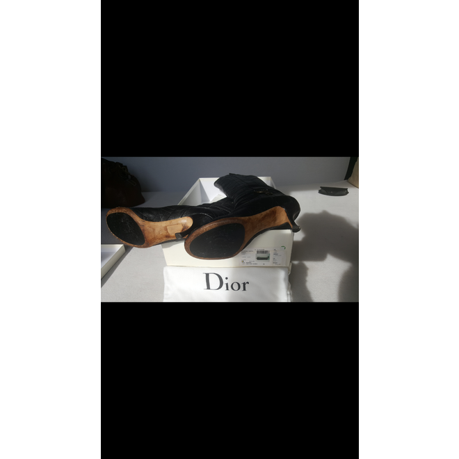 tweedehands Christian Dior Boots