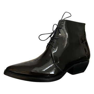 Tweedehands Saint Laurent Paris Veterschoenen