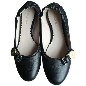 Tweedehands Mulberry Platte schoenen