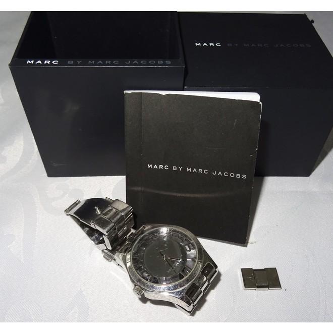 tweedehands Marc Jacobs Uhr