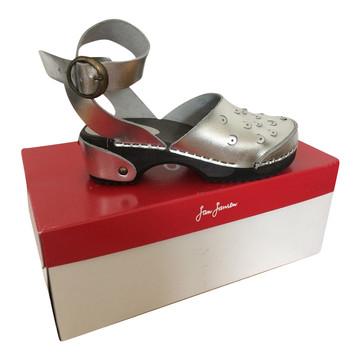 Tweedehands Jan Jansen Platte schoenen