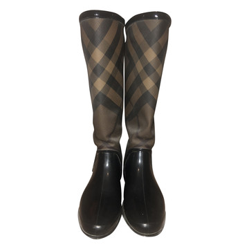 Tweedehands Burberry Boots