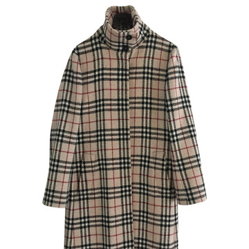 Tweedehands Burberry Coat
