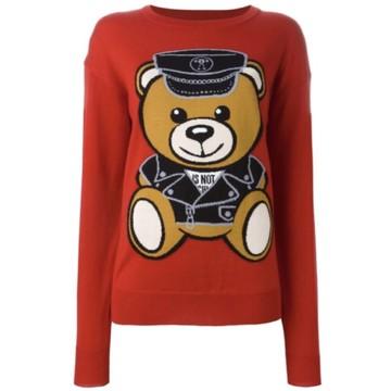 Tweedehands Moschino Sweater