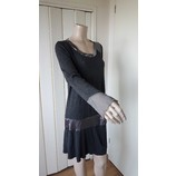 tweedehands Blacky Dress Jurk