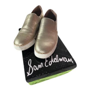 Tweedehands Sam Edelman Flache Schuhe