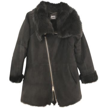 Tweedehands Denham Jacke oder Mantel