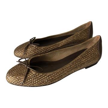 Tweedehands Stuart Weitzman Platte schoenen