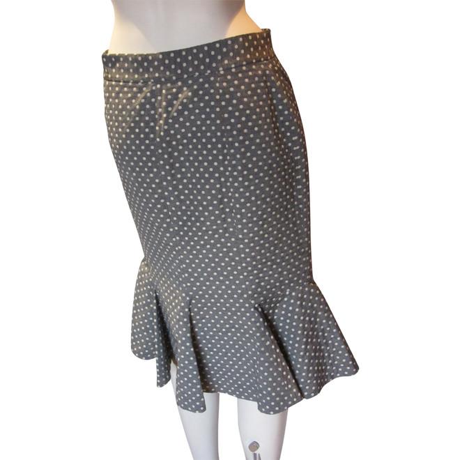 tweedehands Moschino Midi rok