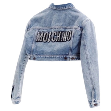 Tweedehands H&M x Moschino Jas