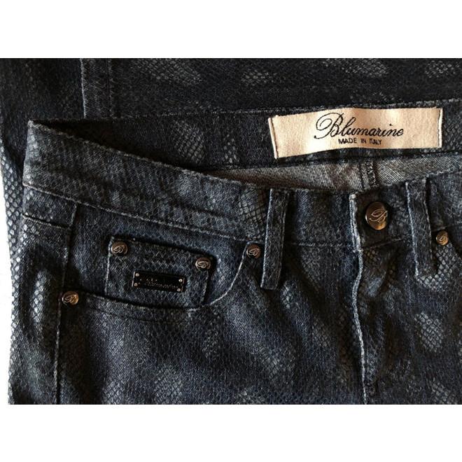 tweedehands Blumarine Trousers