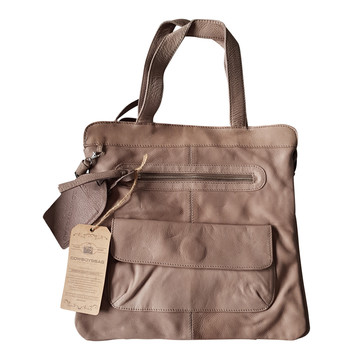 Tweedehands cowboysbag Handtas