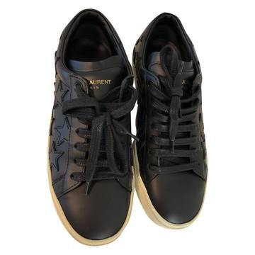 Tweedehands Saint Laurent Paris Sneakers