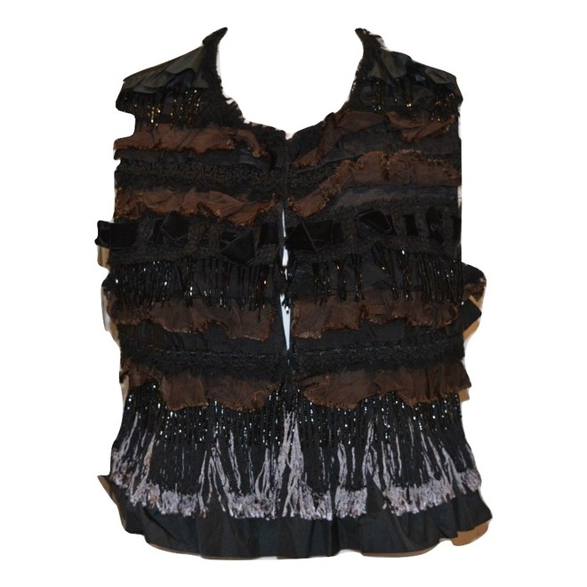 tweedehands Moschino Vest