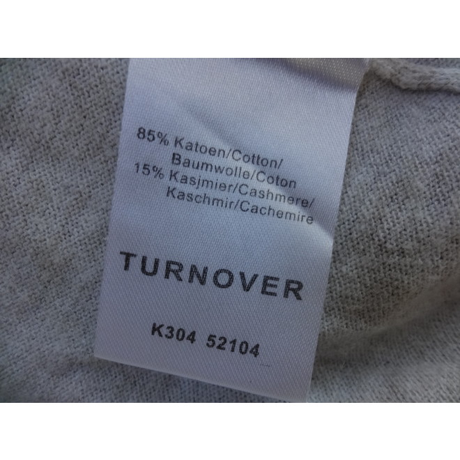 tweedehands Turnover Cardigan