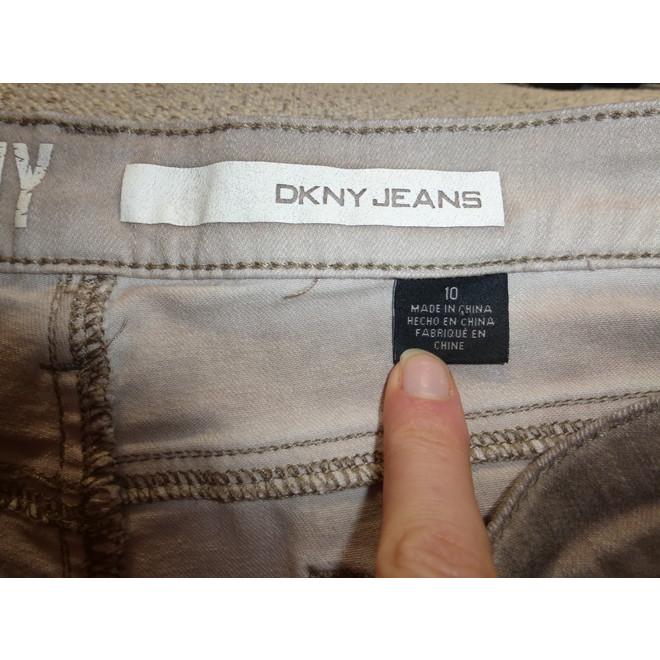 tweedehands DKNY Broek