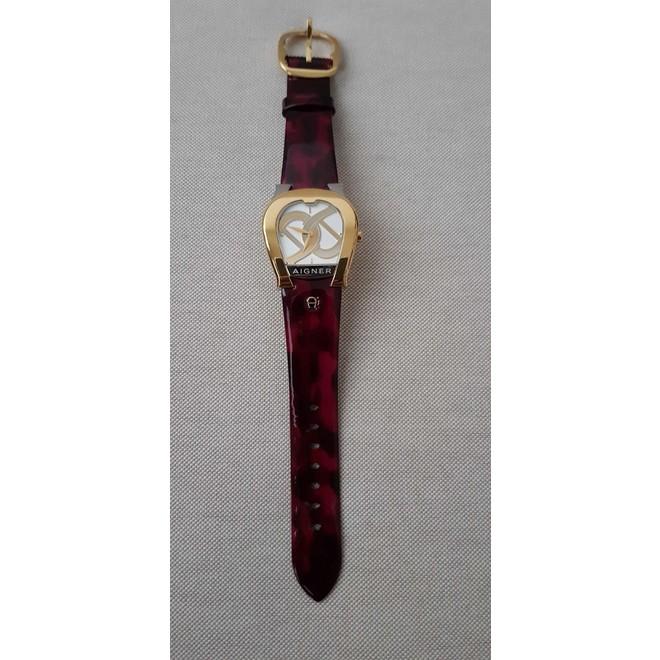 tweedehands Aigner Uhr