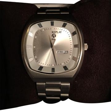Tweedehands Replay Horloge