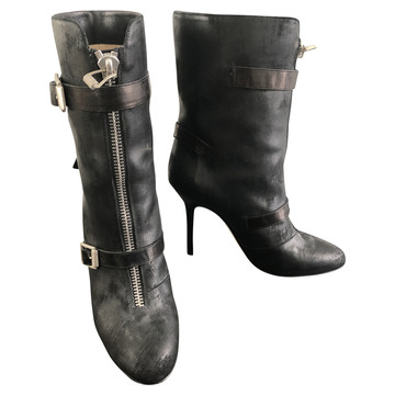 Tweedehands Jimmy Choo Stiefeletten