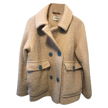 Tweedehands Ganni Jacke oder Mantel