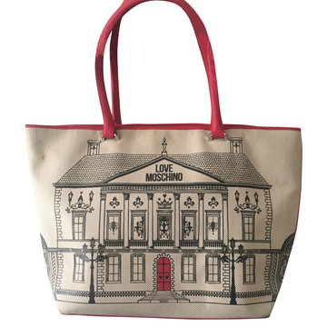 Tweedehands Moschino Shopper