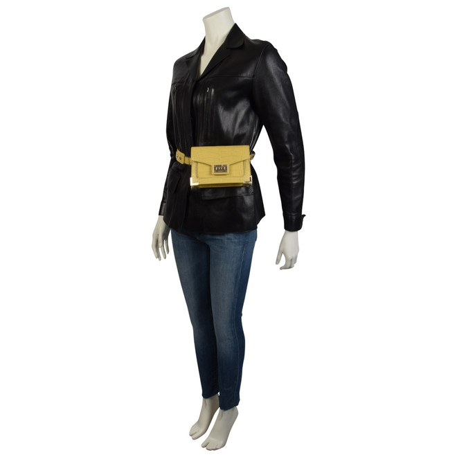tweedehands Gucci Jacke oder Mantel