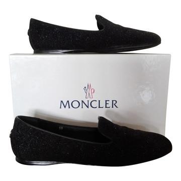 Tweedehands Moncler Platte schoenen
