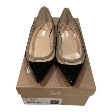 Tweedehands Christian Louboutin Platte schoenen