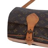 tweedehands Louis Vuitton Cartouchiere