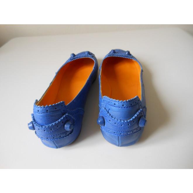 tweedehands Balenciaga Platte schoenen