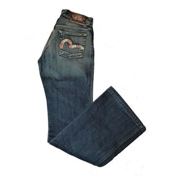 Tweedehands Evisu Jeans
