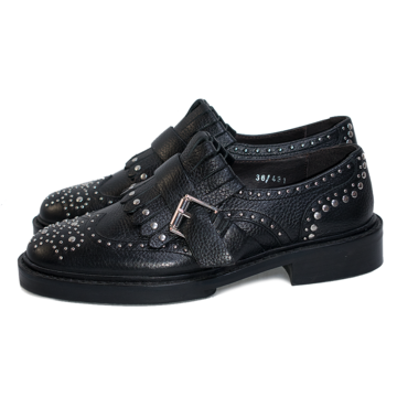Tweedehands Elvio Zanon Platte schoenen
