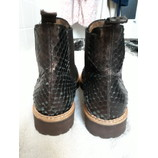 tweedehands Pertini Platte schoenen