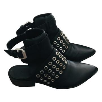 Tweedehands All Saints Flache Schuhe