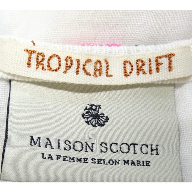 tweedehands Maison Scotch Trui
