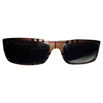 Tweedehands Burberry Sonnenbrille