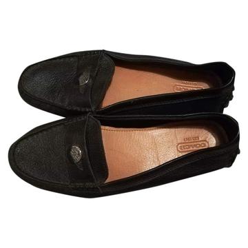 Tweedehands Coach Platte schoenen