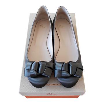 Tweedehands Castañer Flache Schuhe