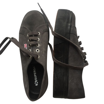 Tweedehands Superga Sneakers