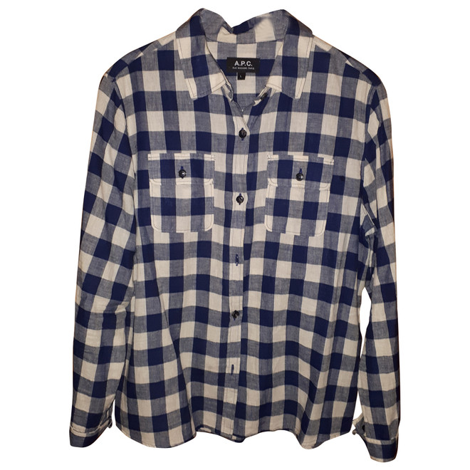 tweedehands A.P.C. Blouse