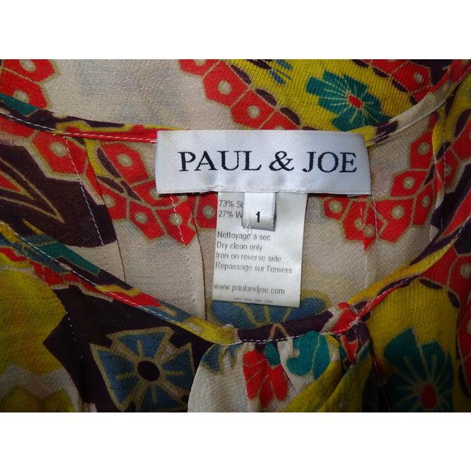 tweedehands Paul & Joe Blouse