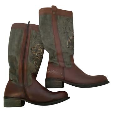 Tweedehands Replay Boots