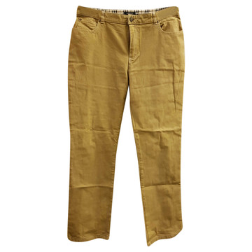Tweedehands Burberry Trousers