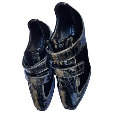 Tweedehands Versace Flache Schuhe