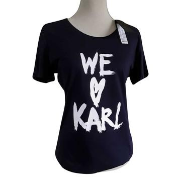 Tweedehands Karl Lagerfeld Top