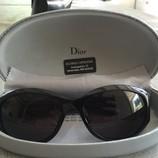 tweedehands Christian Dior Zonnebril