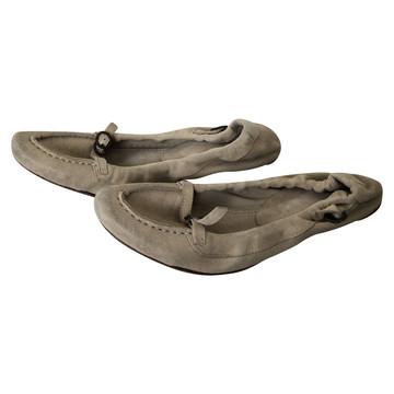 Tweedehands Buttero Flache Schuhe