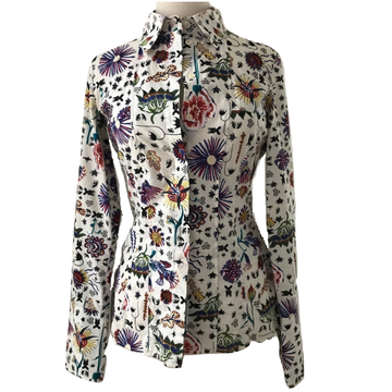 Tweedehands Christian Lacroix Blouse