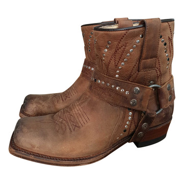 Tweedehands Sendra Ankle boots
